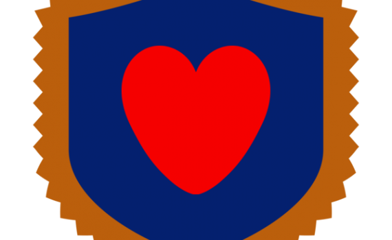 "Badge icon ""Heart (1070)"" provided by santé, from The Noun Project under Creative Commons - Attribution (CC BY 3.0)"